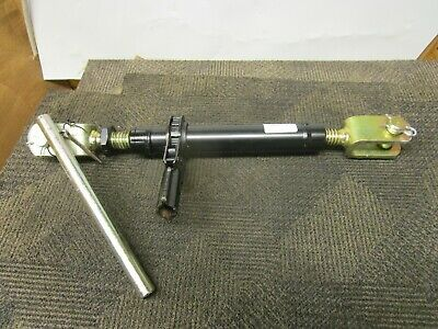 """No Name P/N 13209663 Heavy Duty Loading Ratchet Jack 15"""" To 21"""" Overall Span"""