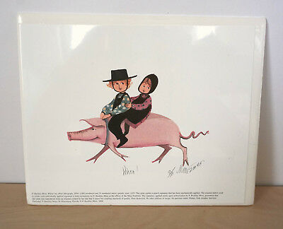 P. Buckley Moss Whoa! Artist Proof Amish Lithograph 2004 7-3/4 x 10-1/2 ins NEW