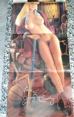 Jenny Mccarthy Signed Playboy Magazine The 3Rd Most Valuable Issue Mt Condition