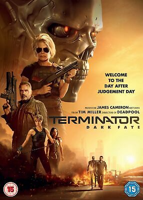 Terminator: Dark Fate [DVD] RELEASED 02/03/2020