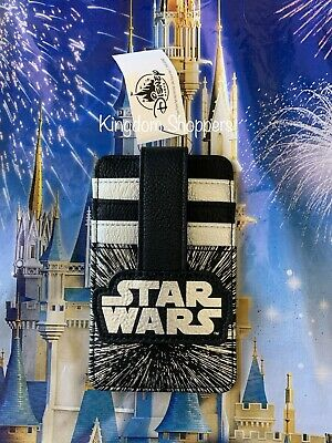 2020 Disney Parks Wallet ID Card Holder Star Wars