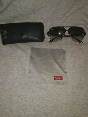 Brand New Unisex Sunglasses Ray-Ban RB4125 Cats 5000