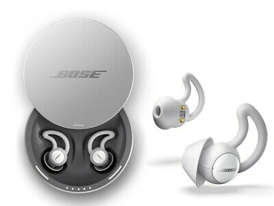 Brand New Bose Noise-Masking Sleep Buds - Silver (FREE SHIPPING)