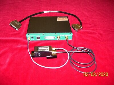 Crystal Technology AOTF system with matching PCAOM Head! Excellent Condition!