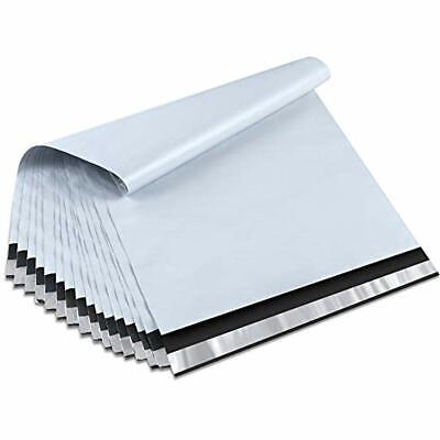 24x24 Inch White Poly Mailers 2.35MIL Premium Shipping Envelopes Self Sealed And