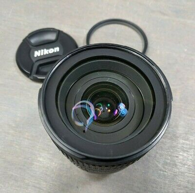 Nikon Nikkor AF-S 24-85mm f3.5-4.5 G ED IF Lens AFS - plus Filter