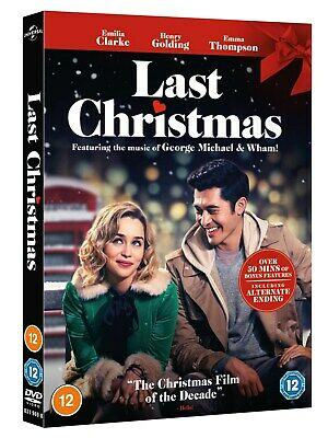 Last Christmas [DVD] RELEASED 16/03/2020