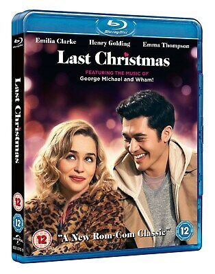 Last Christmas [Blu-ray] RELEASED 16/03/2020