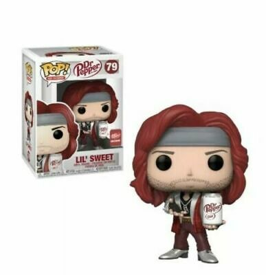 ORDER CONFIRMED! Lil Sweet Pop Ad Icons Dr Pepper Exclusive Funko Pop *PREORDER*