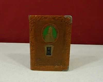Early 20th Century New York Life Insurance Company Book Bank