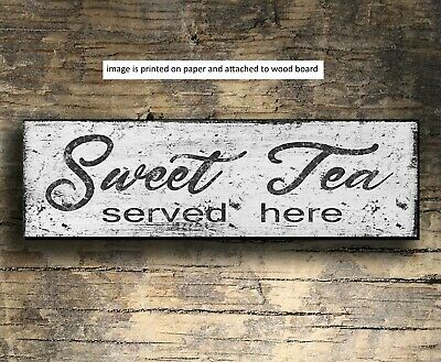 OFFICE Farmhouse Style Wood Look Sign Gift   Metal Decor 106180028234