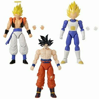 IN STOCK! Dragon Ball Stars Action Figure Wave 15 Set of 3 by Bandai