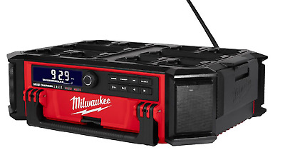 Milwaukee M18 Pack Out Radio And Charger