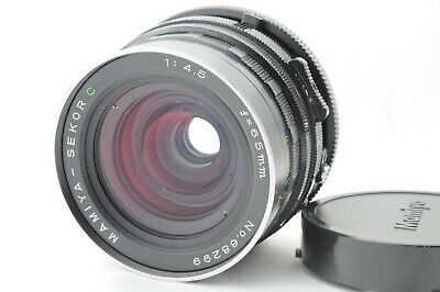 【Exc+++】 Mamiya Sekor C 65mm f/4.5 Lens For RB67 from Japan 905