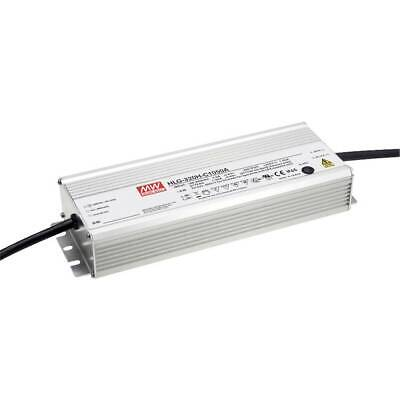 Mean Well HLG-320H-C1400B LED-Treiber Konstantspannung 320.6 W 1400 mA 114 -