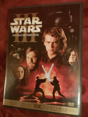 Star Wars: Episode III - Die Rache der Sith - 2 DVDs - Sci-Fi Action Kult -
