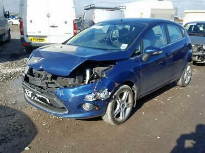 2013 Ford Fiesta Zetec 1.0 Econetic Damaged Spares Repair Cat S