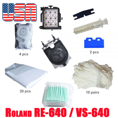 US Stock, Maintenance Kit for Roland RE-640 / VS-640 VS-300, VS-420, VS-540