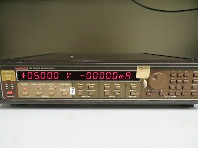 Keithley - Model 236  High Voltage Current Source-Measure Sourcemeter Unit NW4