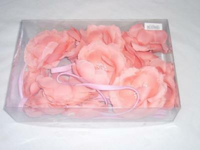 Hair Bands peach colour Flower type Headbands +Ideals Gifts for Bridesmaids