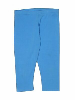 Faded Glory Girls Blue Leggings M Youth