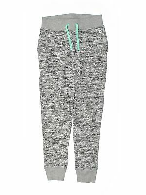 90 Degree by Reflex Girls Gray Sweatpants S Youth
