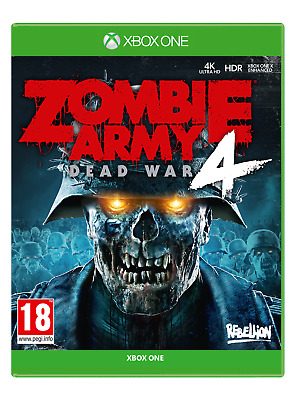 Zombie Army 4 Dead War Xbox One Game