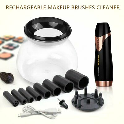 Makeup Brush Cleaner & Dryer Kit, USB Rechargeable Brand New