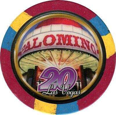 Palomino Club Las Vegas $20 Casino Chip