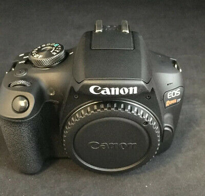 Canon EOS Rebel T7 24.1 MP Digital SLR Camera - Black (Kit with 18-55 Lens)#1254