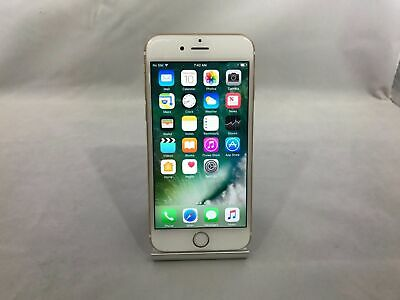 Apple iPhone 6S 64GB - Gold - AT&T Unlocked - Very Good Cond - Low Bat