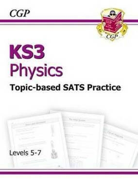 Key Stage 3 physics Levels 5-7: essential SATS practice (Paperback / softback)