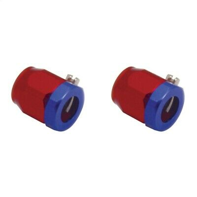 """Spectre Hose Vacuum Braided Stainless Red//Blue Magna-Clamp Ends 7//32/""""x3 ft Len"""