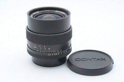 Contax Carl Zeiss Distagon 25mm f2.8 AEG Lens Excellent+++!
