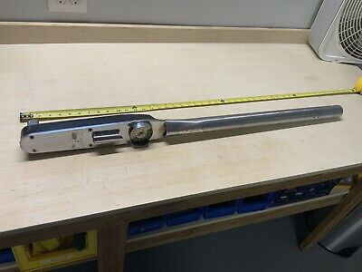 Proto  6141A Dial Torque Wrench 0-1000 ft. Pounds. Parts Only