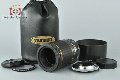 Very Good!! Tamron 72B SP 90mm f/2.8 MACRO for Yashica / Contax w/ Case