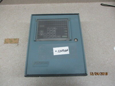 Foxboro Totalizer Process Controller And Enclosure #124910M New