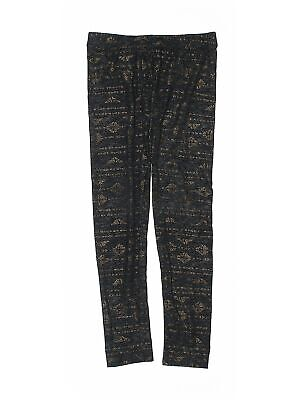 Mudd Girls Girls Gray Leggings 10
