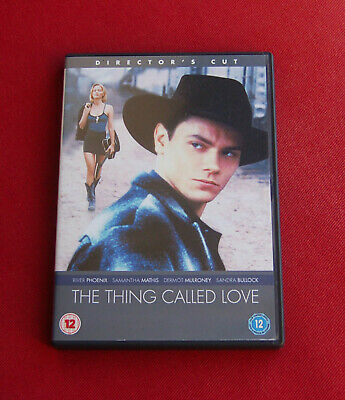 The Thing Called Love - Director's Cut - R2 DVD - River Phoenix, Samantha Mathis