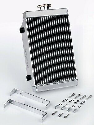 RPG Single Radiator High End Kühler Yamaha Aerox Kühlsystem Kühlergrill Tuning