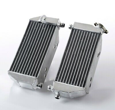 RPG Twin Radiator High End Kühler Kühlsystem Kühlergrill Tuning Jog Cup Cross