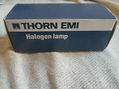 Thorn bulb lamp HALOGEN A1/265 240V 625W  GY9.5  New.