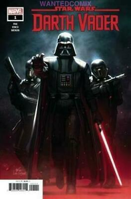 Star Wars Darth Vader #1 Feb 2020 Marvel Comic Book New Series Dark Sith