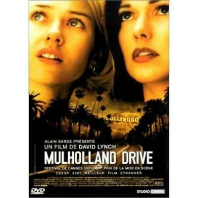 Mulholland Drive 2 Disc Special Edition DVD Incredible Value and Free Shipping!