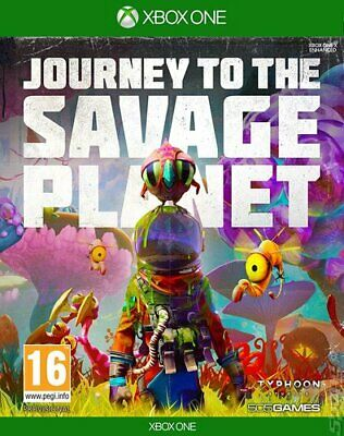Journey To The Savage Planet (Xbox One) Adventure ***NEW*** Fast and FREE P & P