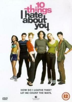 10 Things I Hate About You [DVD] [1999] DVD Incredible Value and Free Shipping!