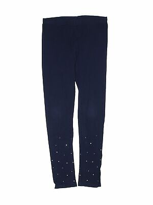 The Children's Place Girls Blue Leggings XL Youth