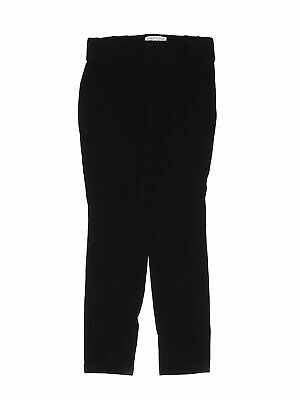 Copper Key Girls Black Leggings Small kids