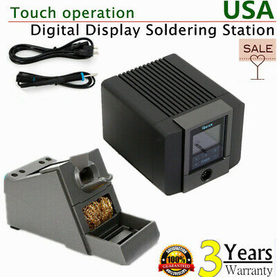 Fast TS1200A LCD Touch Soldering Station is Intelligent Phone Soldering Tool