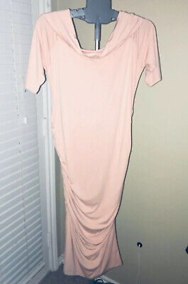 New! Isabella Oliver Maternity Dress Quartez Pink , Size US 4